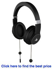 DefenderShield EMF-Free Over-Ear Adult Headphones