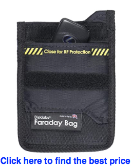 Disklabs Key Shield (KS1) Faraday Bag