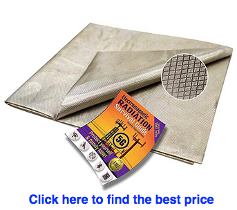 military grade Faraday Fabric RFID