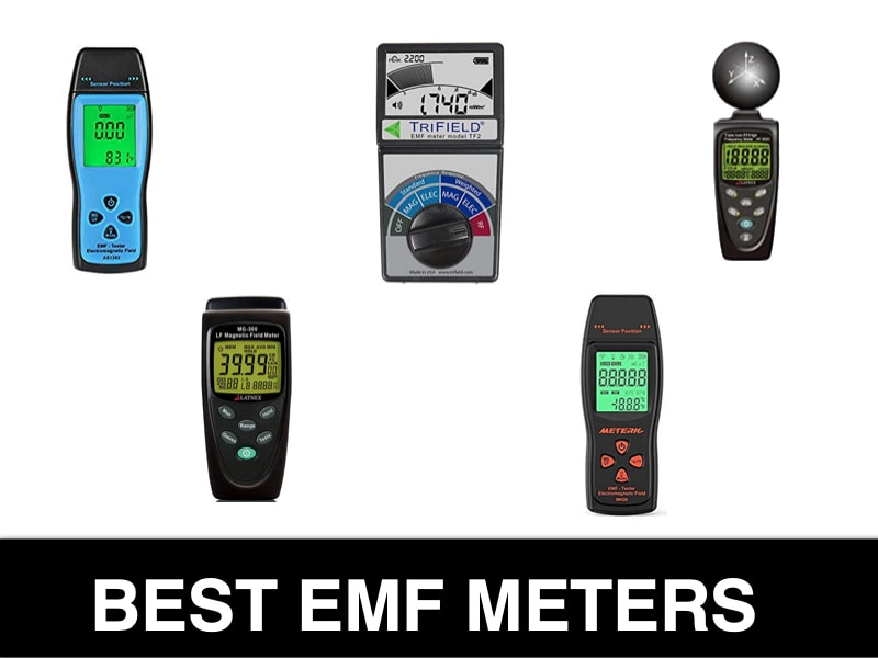 Recommended Emf Meters